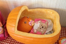 Lil Pumpkin Baby Shower--done! / by Tiffany Sherwood