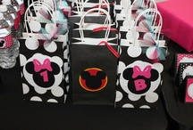 minnie mouse party / by Carey Gardner