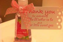 Baby shower ideas / by Kayla Capponi