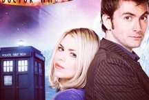 Doctor Who / This board is about The Doctor and            David Tenant / by Alaina Cat