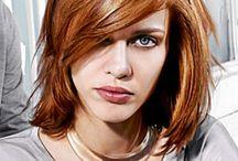 Getting my hairs did / by Rachel Fesperman