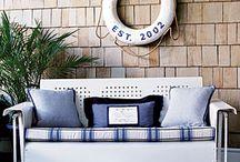 Outdoor furniture / by Myra Corbin