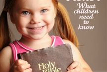 Wednesday Night Kids church! / by Jennifer Dampier