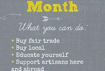 Fair Trade / by XU Alternative Breaks