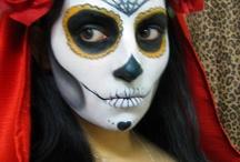 Dia de los Muertos!! / by Shamir DJ Perez-Acevedo