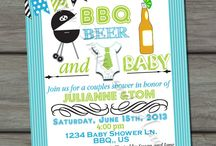 Jordan's coed BBQ Shower / If there is another little man in the Castillo clan / by Christina Celeiro
