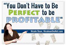 Notable Nicole Dean Quotes / by Nicole Dean