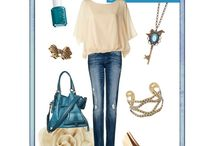 Outfits and shoes! / by Rhonda Smith