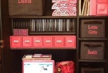 Fun and Fashion Rolled Into One / I'm a Thirty One consultant. Here are some fabulous ideas for fashion accessories and efficient organization.  / by Jessica Woolery