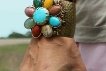ARM CANDY/FUN JEWELRY / by Vickey Bertreaux Ford