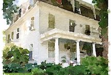 Paintings/Art Work / Express your love for art / by Old Manse Inn