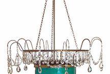 crystal chandelier / by z z