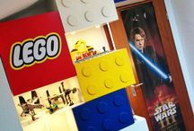 LEGO OF MY LEGO / by Pistol D