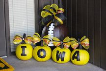 Black & Gold Crafts / by University of Iowa