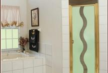 Creative Bathroom Ideas / by Wallpaper For Windows