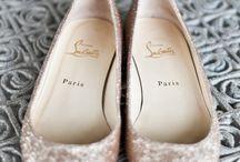 FLAT Wedding Shoes! / by Shine Wedding Invitations
