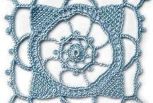 motivos al crochet / by clara martinez