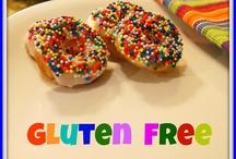 gluten free / by Cassie Osborne (3Dinosaurs.com)