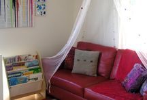 Morganne's Room / by Rebecca Darling