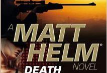Matt Helm Novels / Donald Hamilton's classic secret agent -- back in print! / by Keith Allison