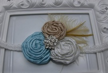 Headbands/DIY Flowers / by Quirky & Awesome