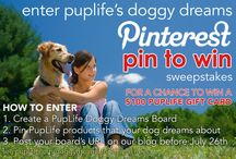Contests / Check out our latest contests and promotions at PupLife! / by PupLife Dog Supplies