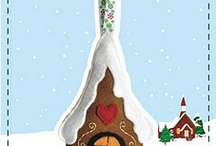 Gingerbread Crafts / by Ann Smith