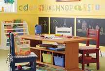 Home - Playroom  / by Michelle Tuma-Spano