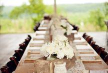 Inspiration: MY Wedding! / by Sondra Holtz