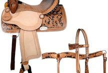 Saddles / by Vivian Vickery