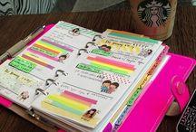 Paper Planners & Filofax / by Danielle B