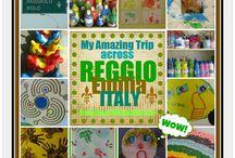 Reggio / by Katherine Brou