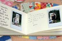 Wedding Guest Books / by Katelyn Peterson