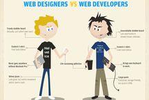 Web Design UI/UX / by Matt Haltuch