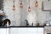 Dream Kitchen Style / by Misty Hill