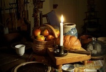 ~ Seasonal Table Displays ~ / Table Displays for all seasons  / by Sheepscot River Primitives