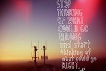 Stop and Think / by Em Abernasty