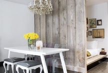 Apartment/House Design Ideas / by bcblackard