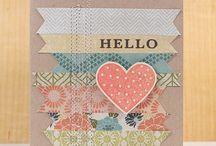 Card Creativity / by Chrystal D.