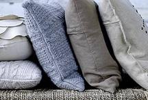Cushions / by The Design Fairy Ltd