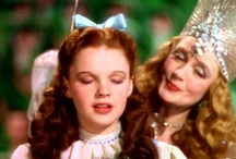 The Wizard of OZ! / The first time I watched color TV... / by Kathy Kiddy