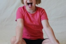Kids Yoga Poses / Calming, energizing, playful and uplifting - kids yoga poses are a blast! / by Yoga In My School