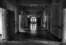 ASYLUMS  / Here's a board all about asylums they always seem sad but creepy, so many stories...  / by P.I.B.I.  Paranormal Club