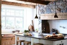 Country style home for the Williams' / by Elizabeth Kiefer