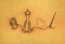 Tattoo ideas / by Jenna Lundin