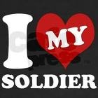 I <3 my soldier! / by Dina P
