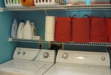 Laundry Rooms / by Deb Lee