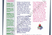 Parent reading resources  / by Shenna Aucoin