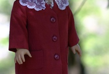 Downton Abbey Doll Clothes / by Christi Aaron
