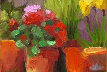 Art Flores! / by Pilar Ugarte